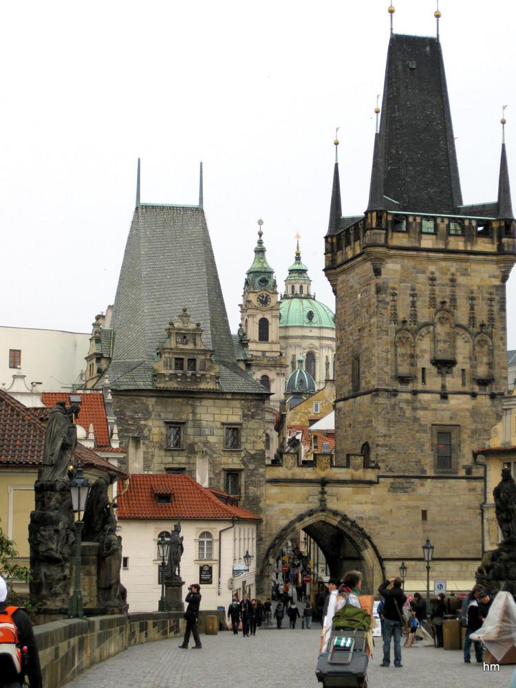 Türme der Prager Altstadt
