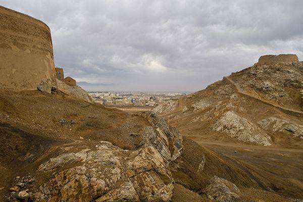 Türme des Schweigens - Yazd