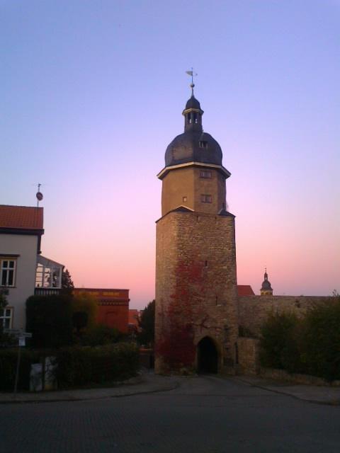 Türme einer Stadt - Neutor Turm