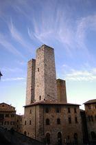 Türme in San Gimignano
