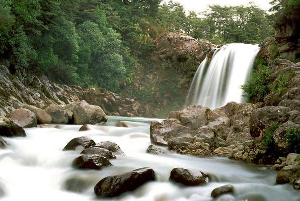 Tuhara- Falls