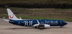 TUI Blue B737-800 Kennung D-ATUD
