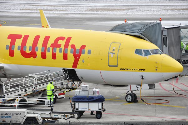 Tuifly Boeing 737-800WL