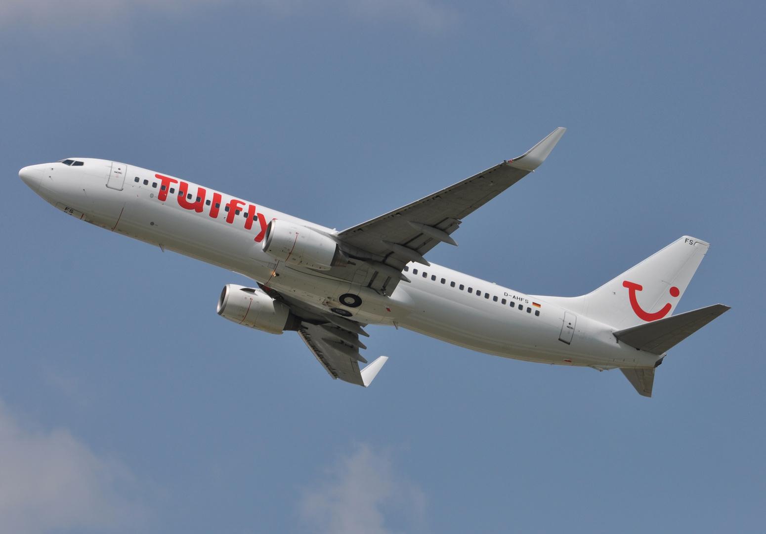 TUIfly D-AHFS
