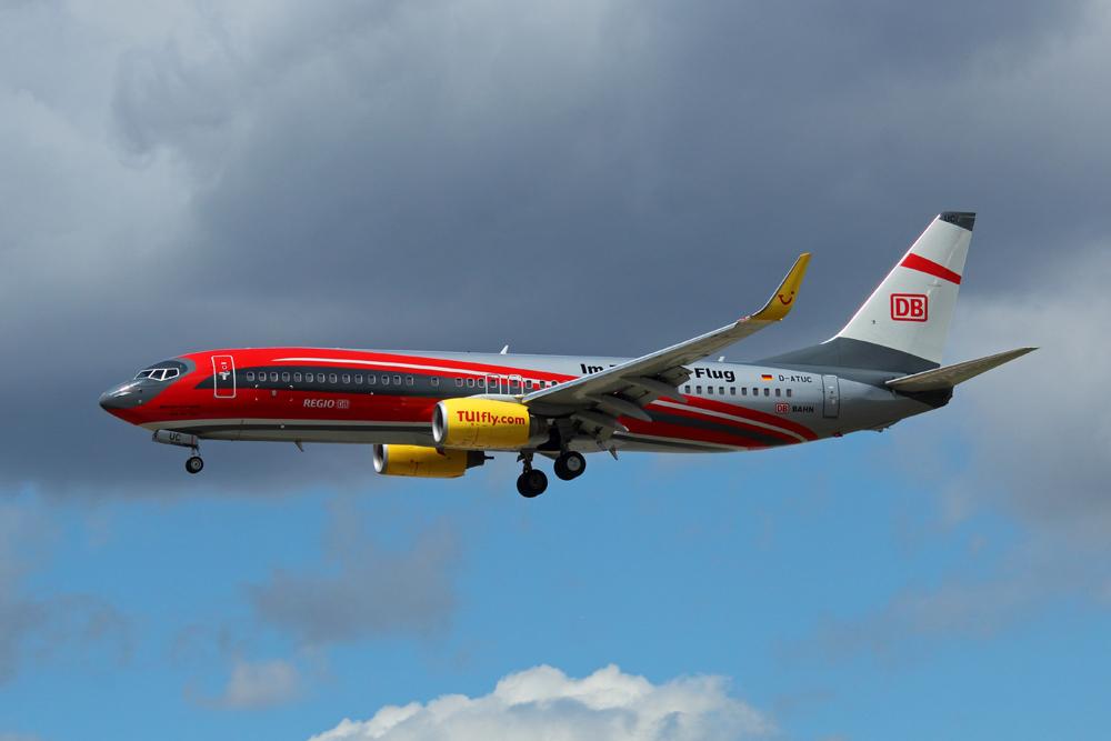 TUIfly DB Air Two