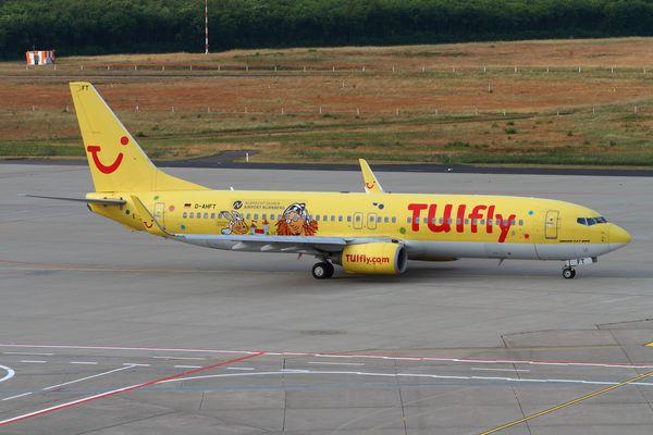 """TUIfly """"Dürer & Klexi"""""""