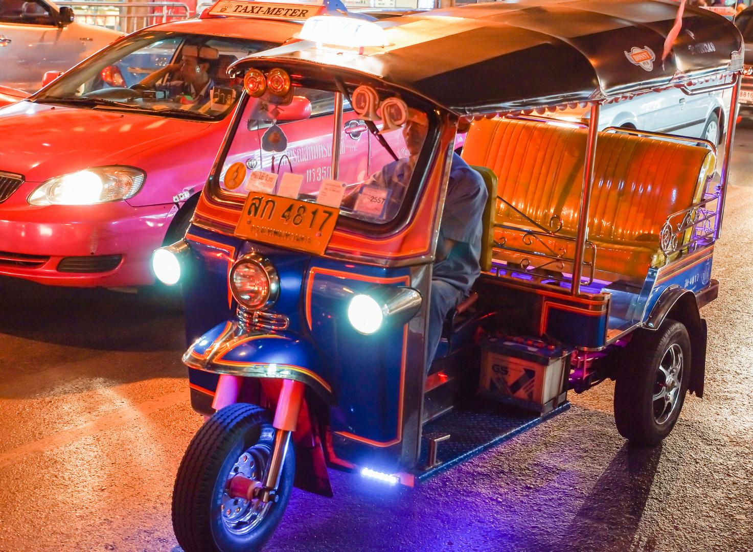 Tuk Tuk I - Bangkok/Thailand