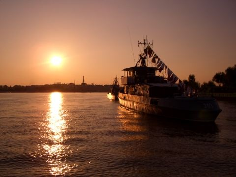 Tulcea - Tor zum Donaudelta