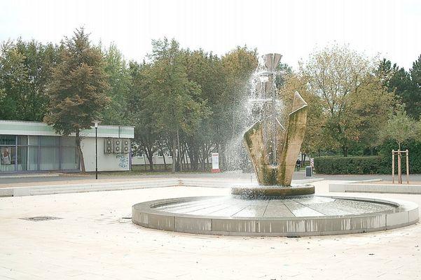 Tulpenbrunnen Halle (Saale)