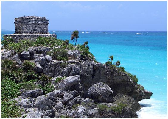 Tulum, der Traum an der Caribe Maya