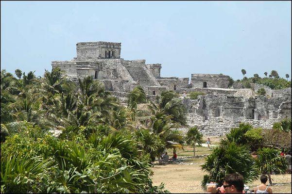 Tulum: El Castillo