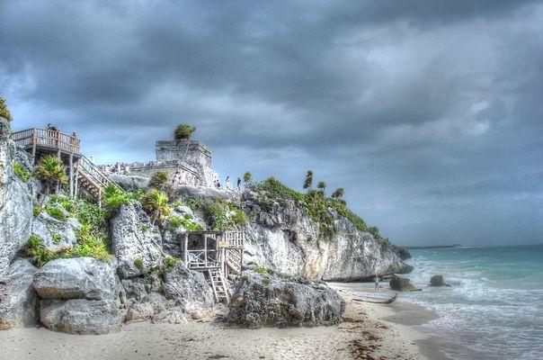 Tulum Mexique 2006