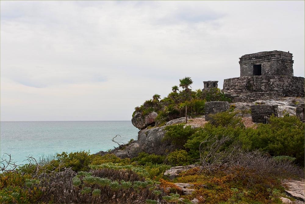Tulum Ruine