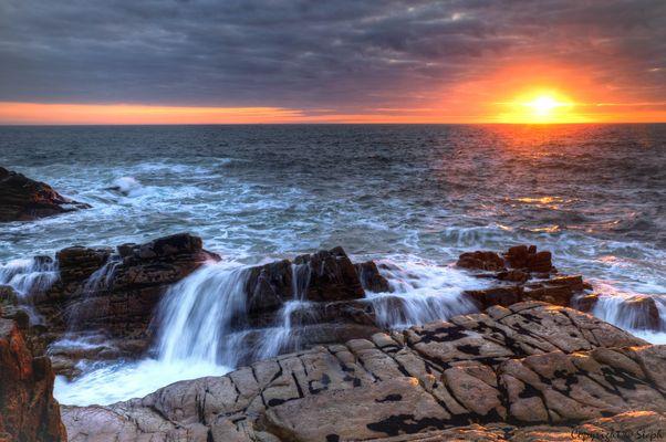Tumulte océanique