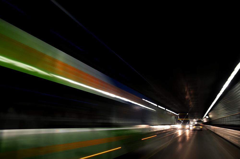 Túnel subfluvial Paraná / Santa Fé * Argentina