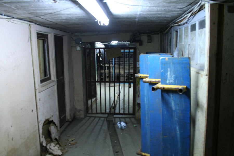 Tuneles UdeC 1