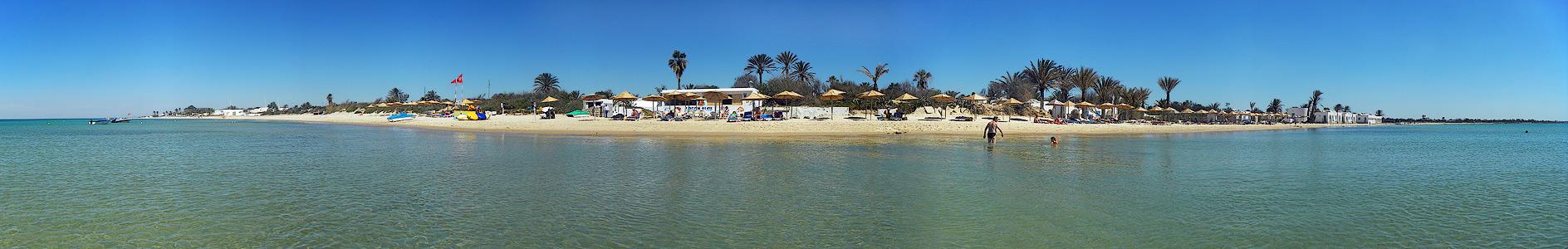Tunesian Beach