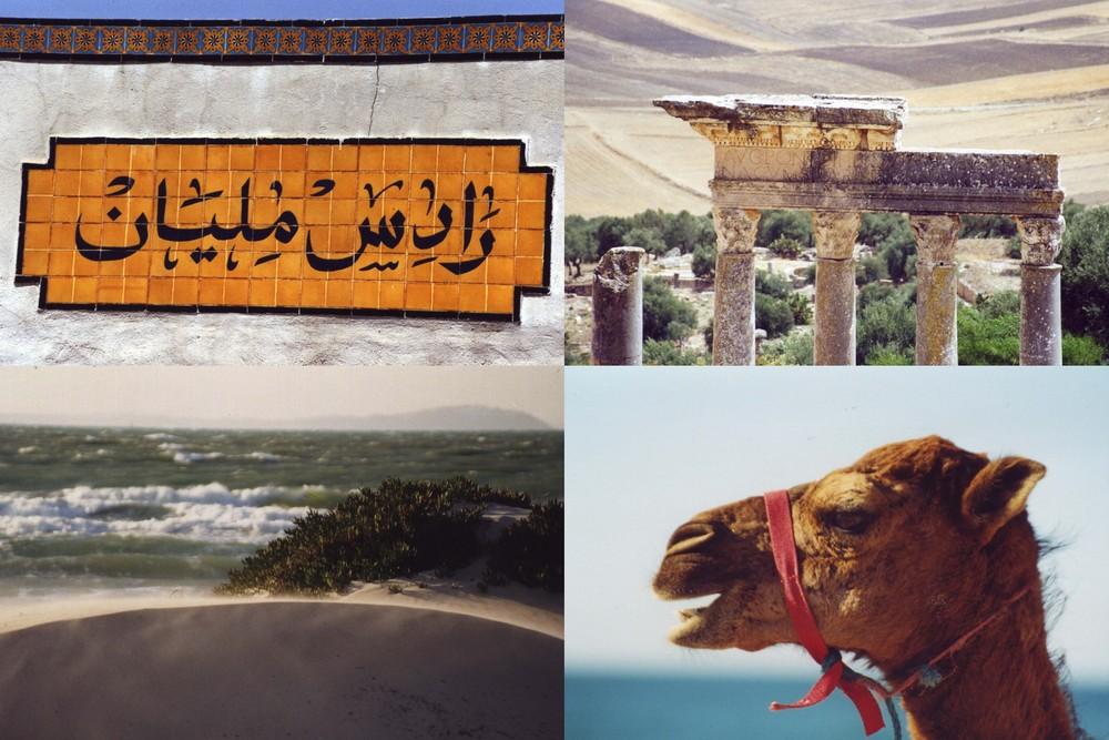 Tunesien 2000 – Sand, Strand und Kultur