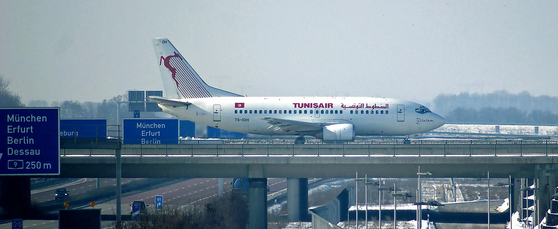 Tunisair Boeing 737
