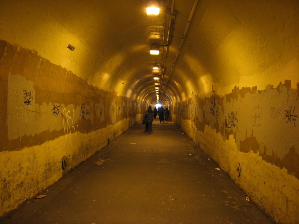 Tunnel an der 191 street