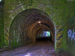 Tunnel Grunertstr. - Unterkunft für 170 Menschen