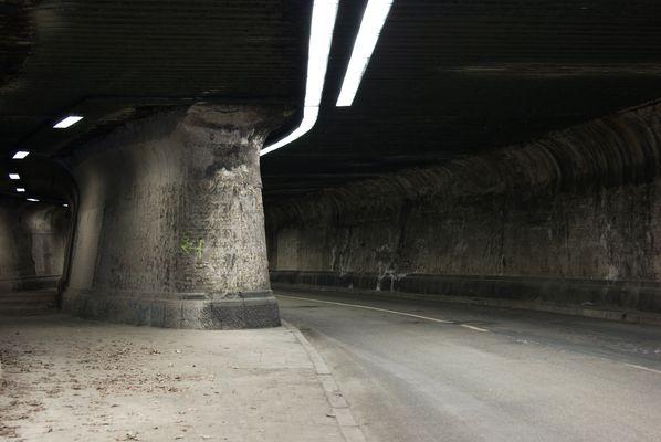 Tunnel - Krupp Stahlwerk Duisburg 1