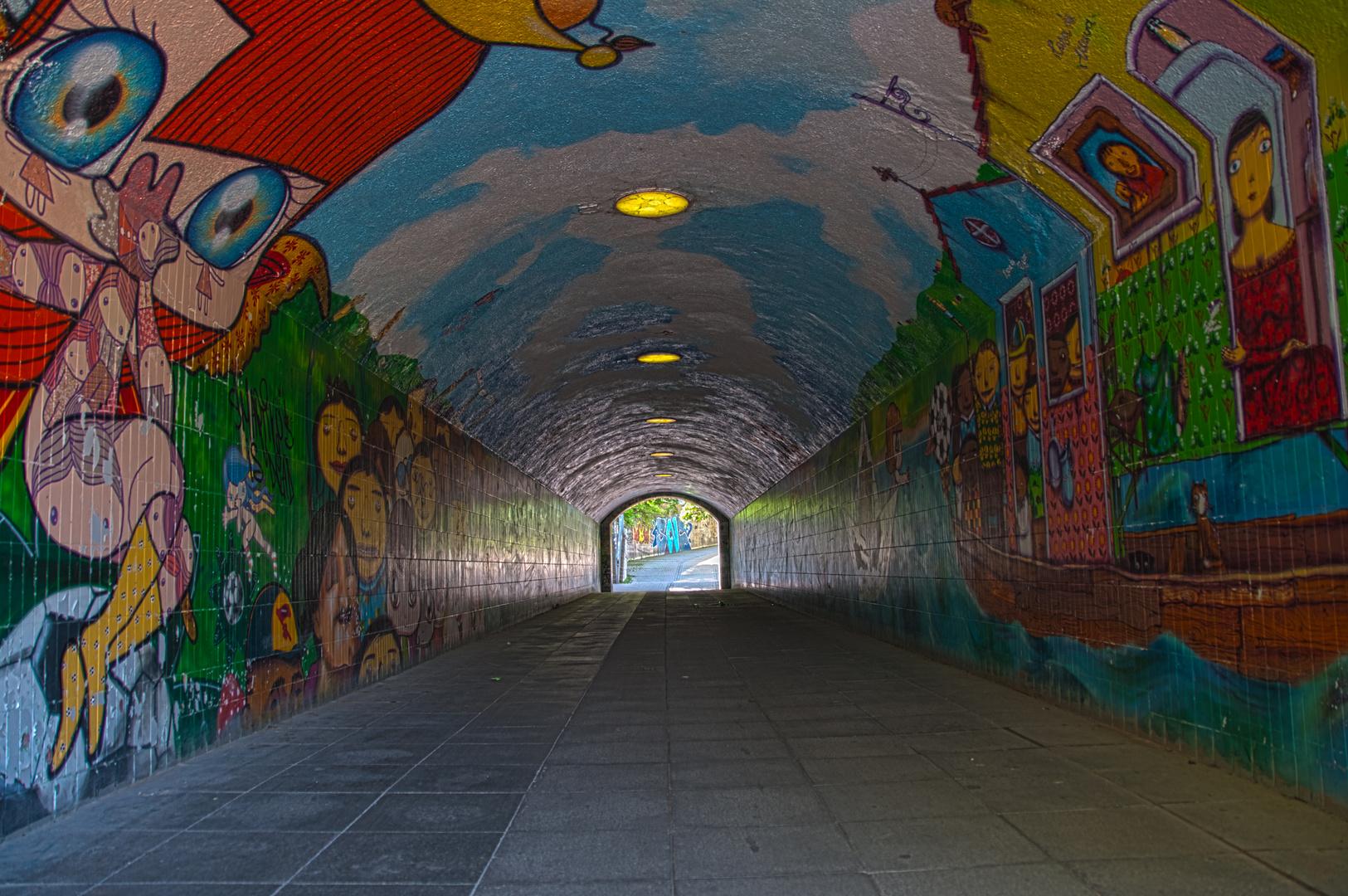 TUNNEL, München