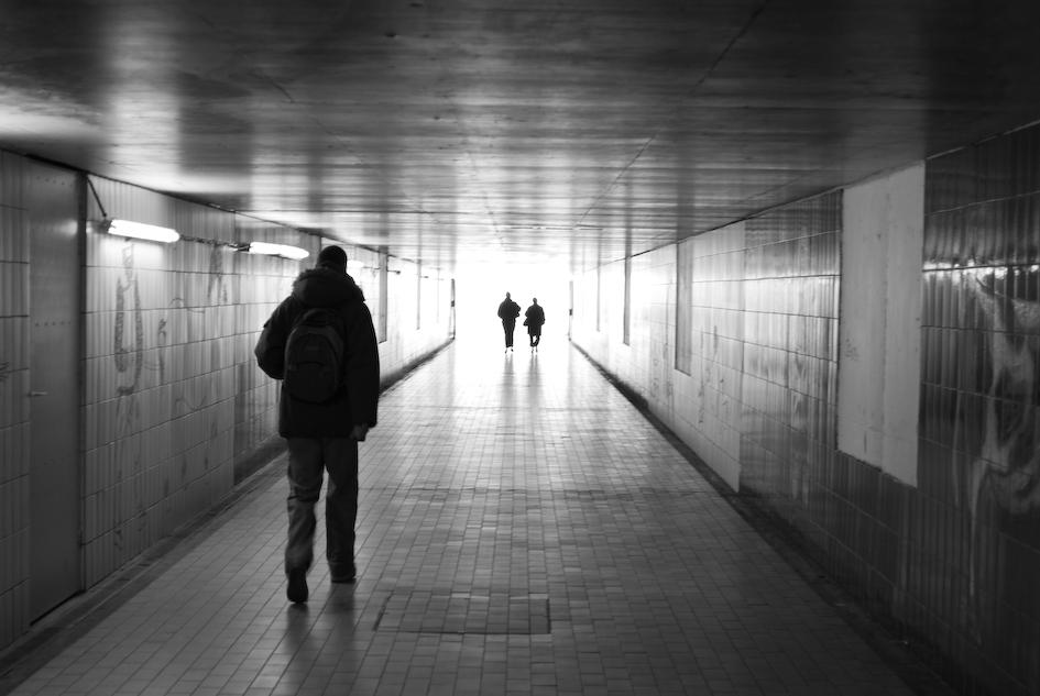 tunnel sous voie