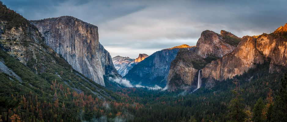 ~~ Tunnel View (Yosemite NP) ~~