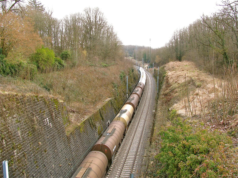 ... Tunnelfahrt !!!...