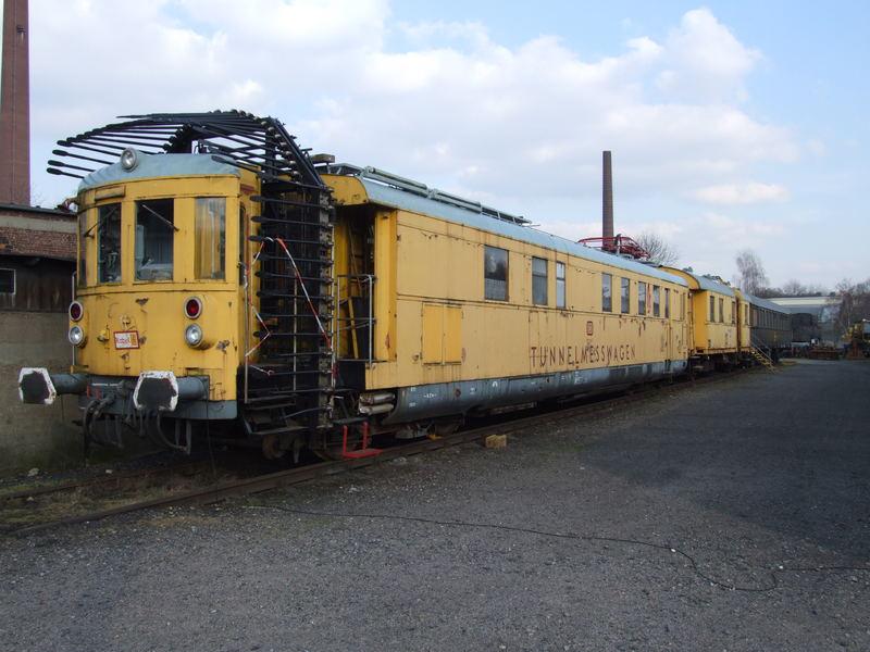 Tunnelmessbahn