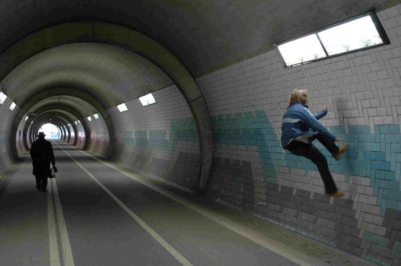 Tunnelsprung