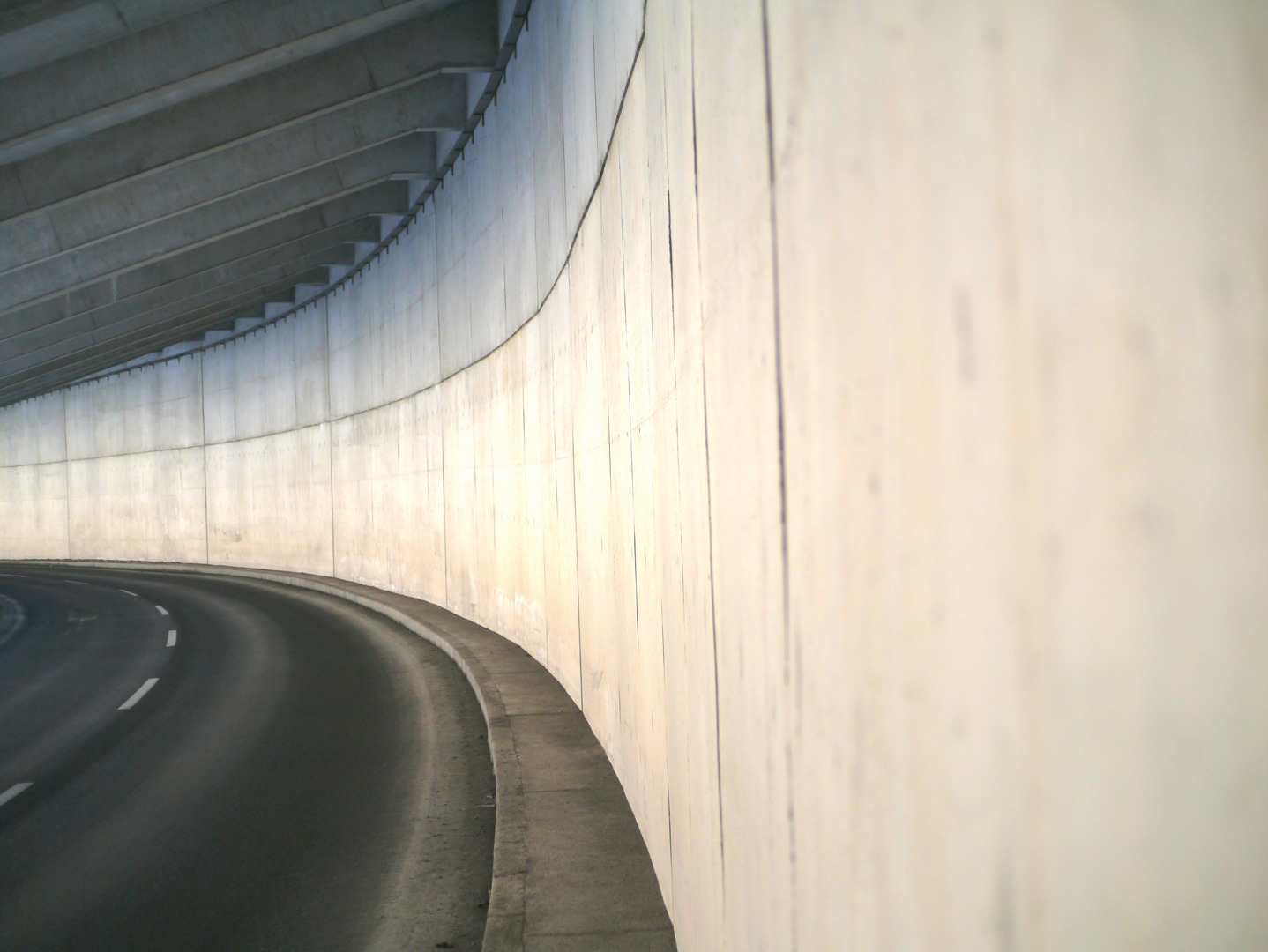 Tunnelwand