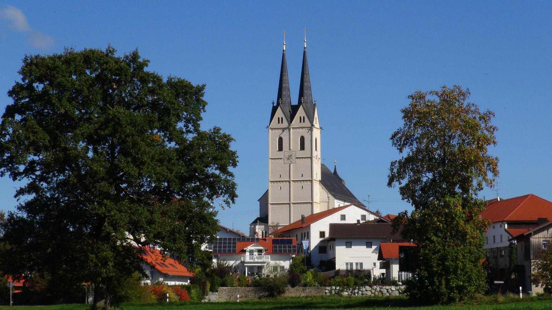 Tuntenhausen im Herbst