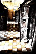 Tuol-Sleng Folter-Gefängnis in Phnom Penh, Kambodscha