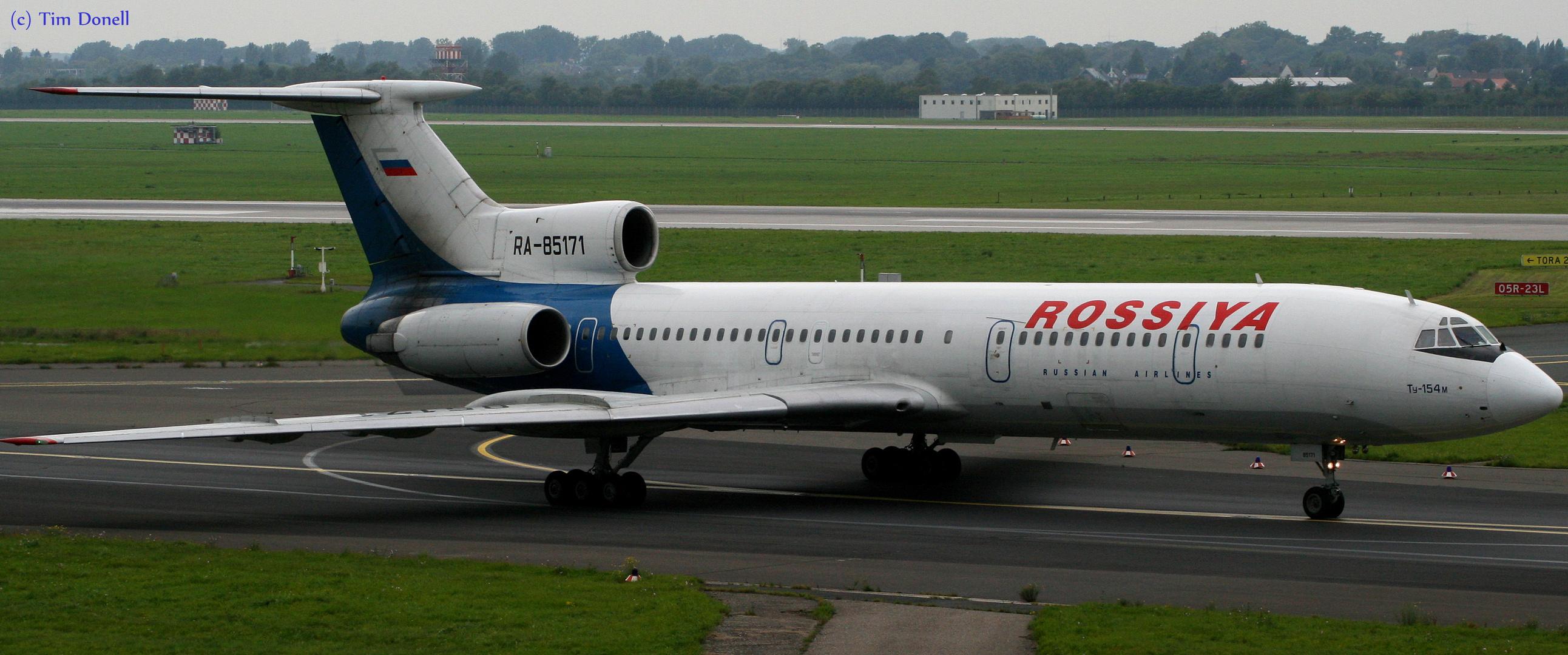 Tupolev Tu-154M Rossiya (RA-85171)