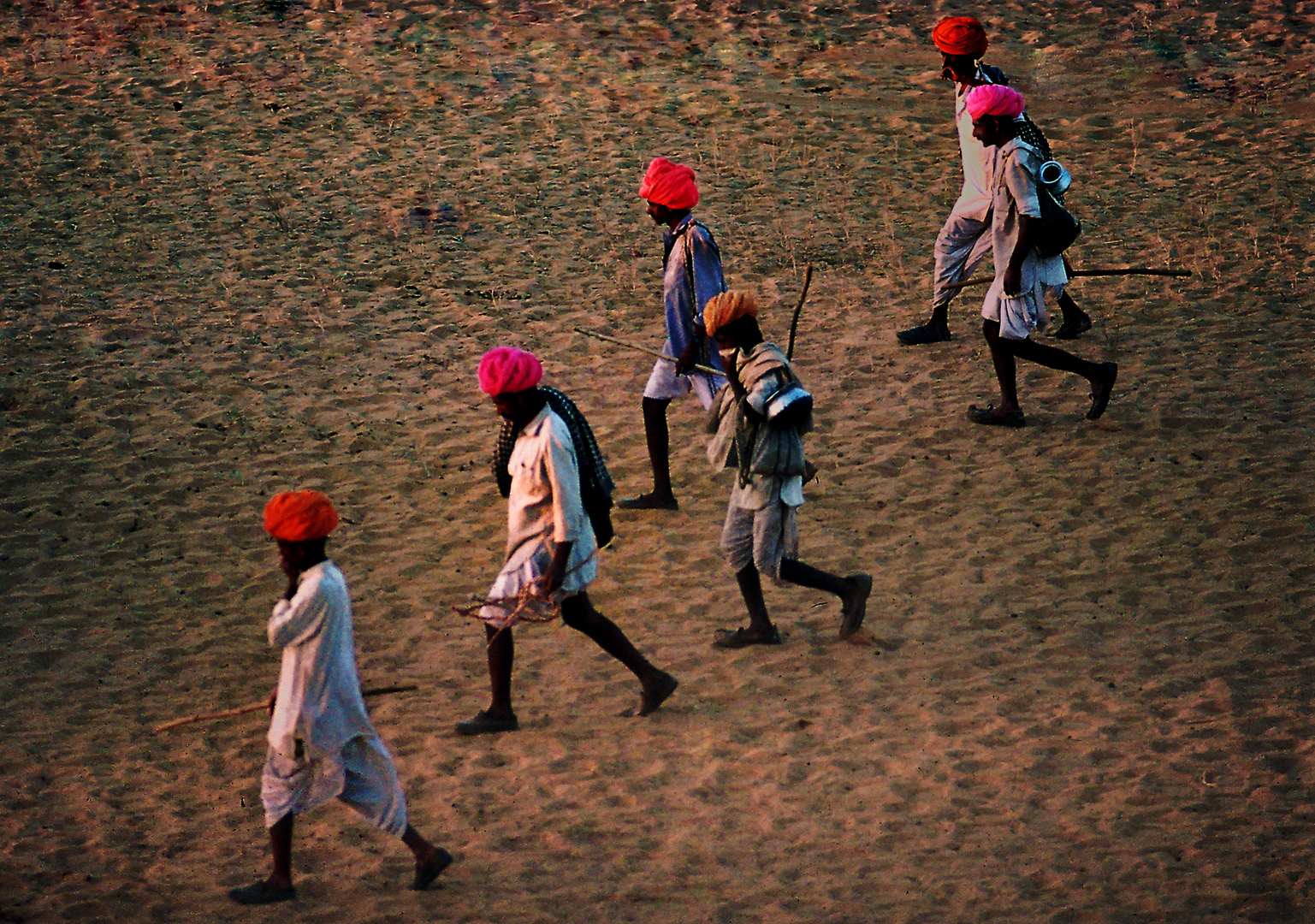 Turban Parade