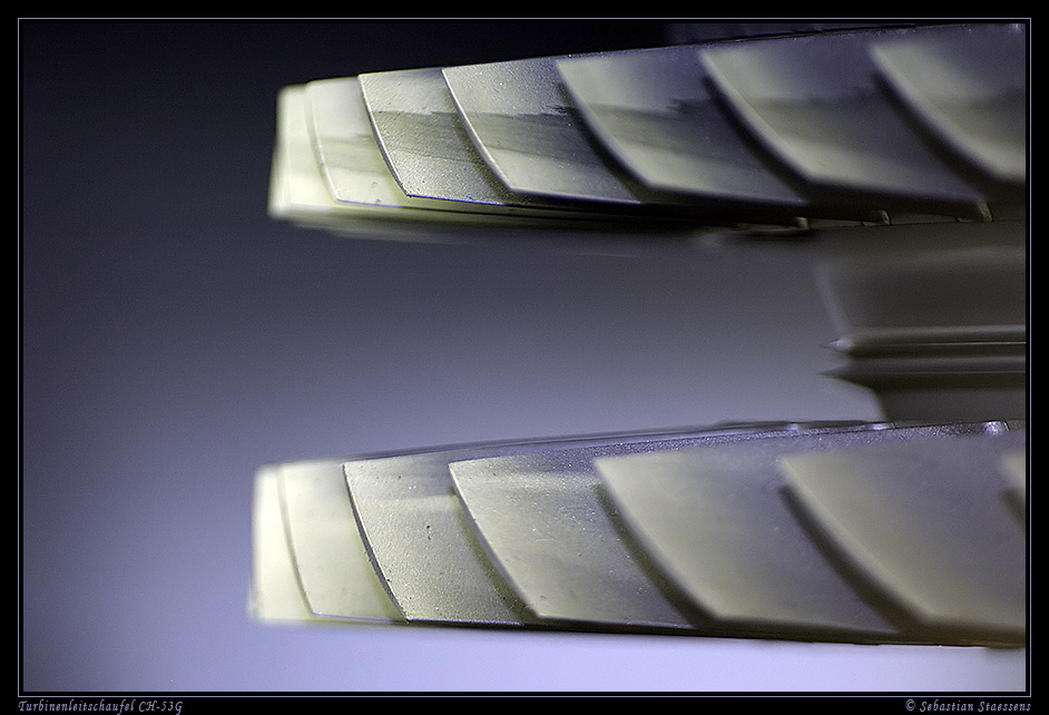 turbinenleitschaufel