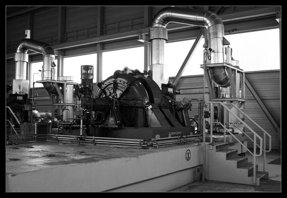 *Turbomaschine*