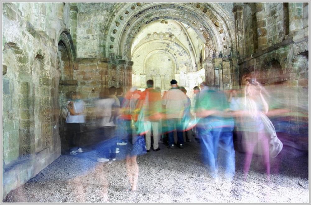 Turisti e fantasmi