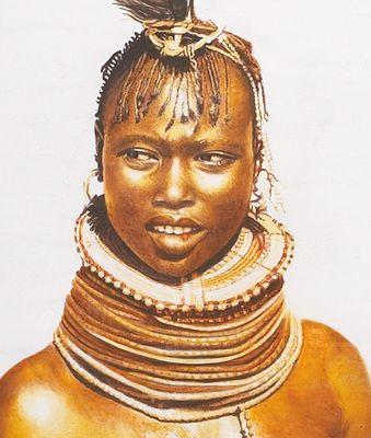 turkana girl (detail)