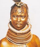turkana girl (detail)