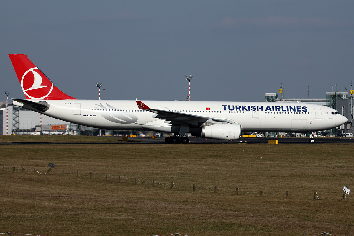 Turkish Airlines .