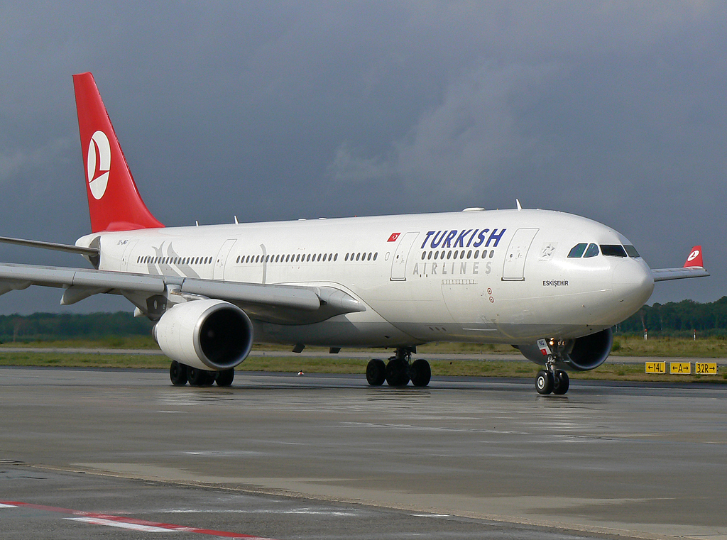 Turkish Airlines Airbus A330-202 TC-JNG