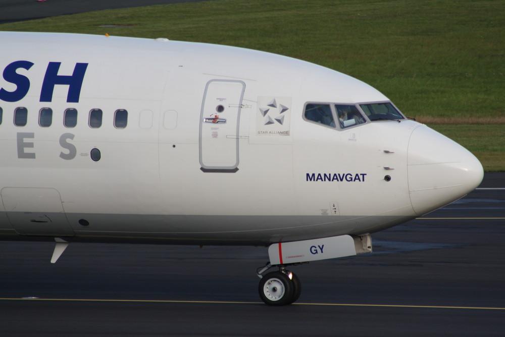 Turkish Airlines Boeing 737-800WL