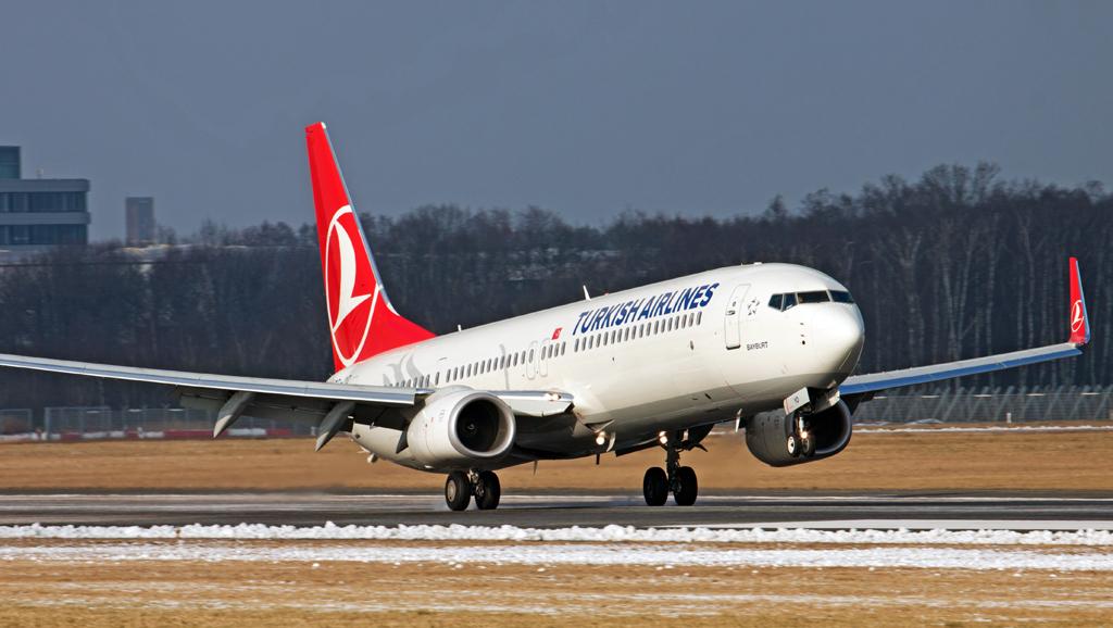 Turkish B737-900WL