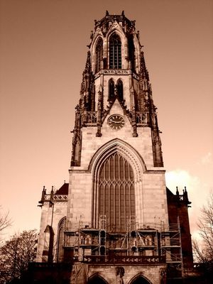 Turm Agneskirche Köln