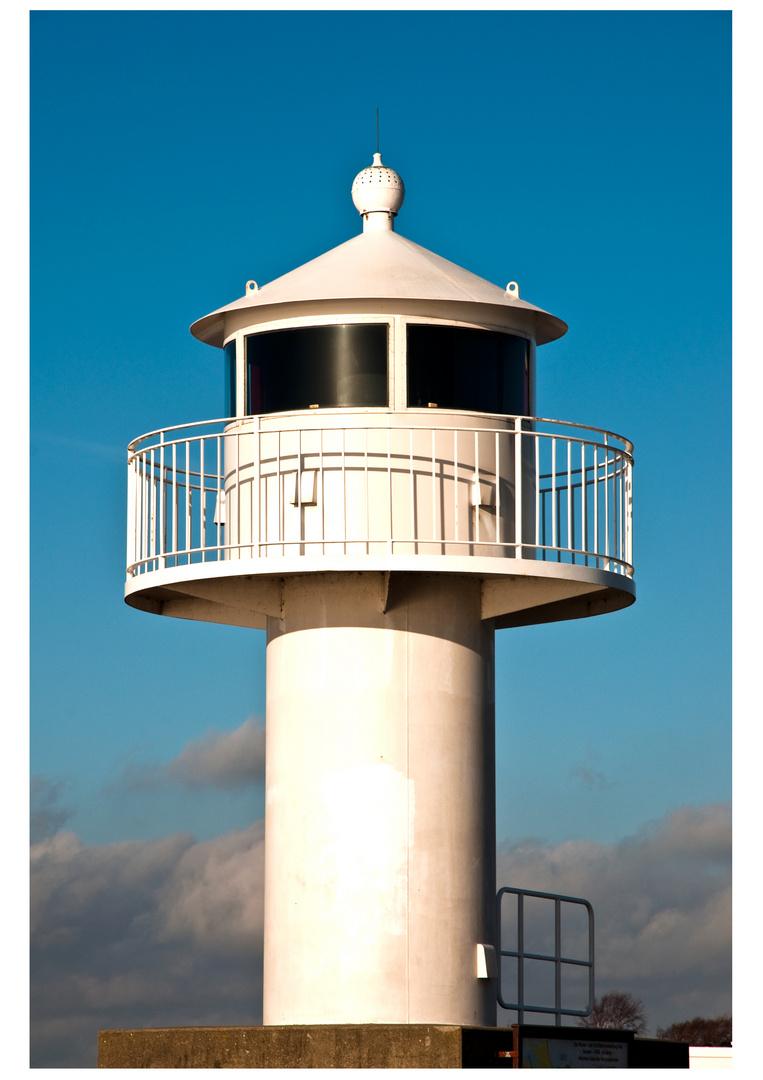 Turm an der Mole
