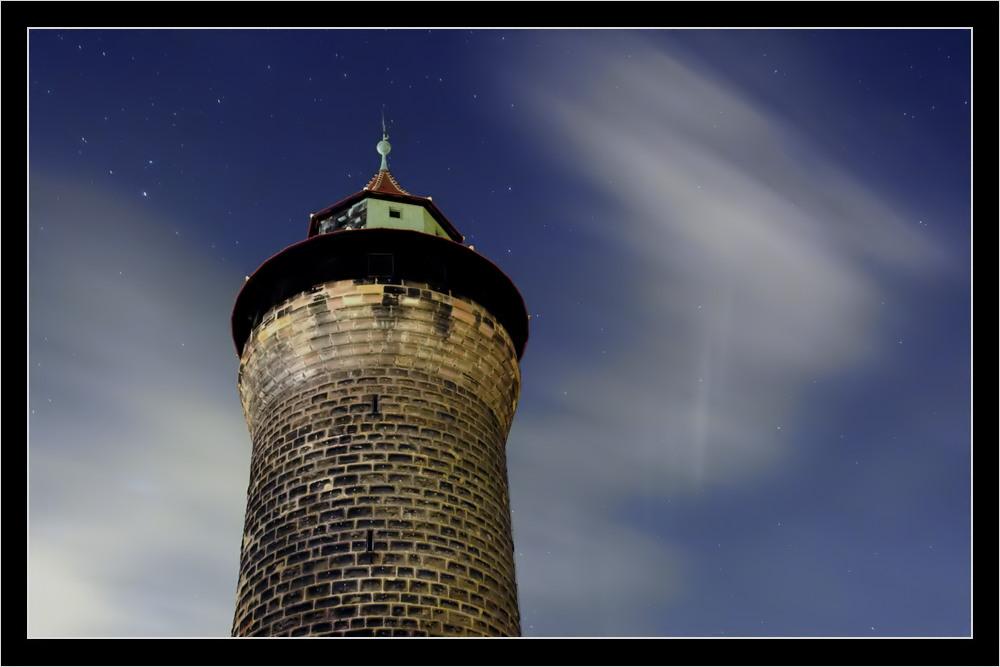 Turm an der Nürnberger Burg