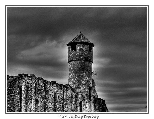 Turm auf Burg Breuberg